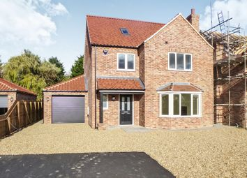 Thumbnail 4 bedroom detached house for sale in Hill Farm Lane, Walpole St Peter, Wisbech