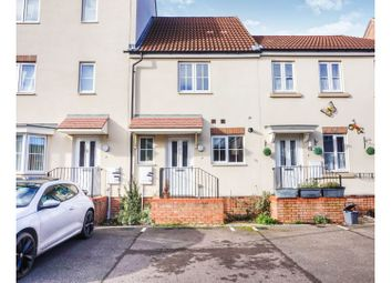 Thumbnail 2 bedroom terraced house for sale in Dairy Way, King's Lynn