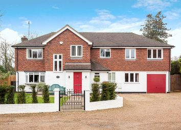 Thumbnail 5 bed detached house for sale in Brittains Lane, Sevenoaks
