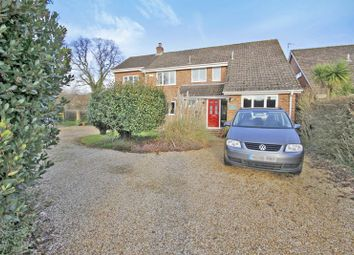 Thumbnail 4 bed detached house for sale in Betsy Lane, Bransgore, Christchurch