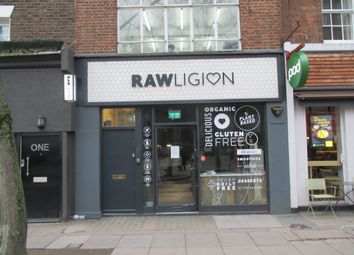 Thumbnail Restaurant/cafe to let in Tottenham Street, London