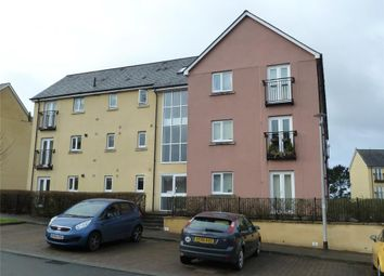 Thumbnail 2 bed flat to rent in Tovey Crescent, Plymouth, Devon