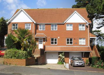 Thumbnail 4 bed terraced house for sale in Church Hill, Totland Bay, Isle Of Wight