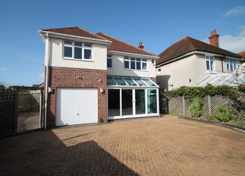 Thumbnail 4 bedroom detached house for sale in Woodside Road, Parkstone, Poole