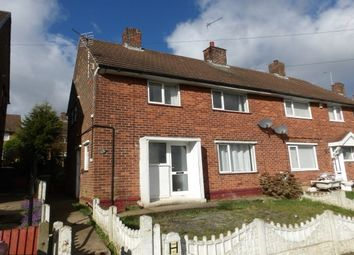 Thumbnail 3 bedroom property to rent in Limes Crescent, Shirebrook, Mansfield
