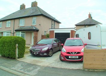 Thumbnail 3 bedroom semi-detached house for sale in Dee View Crescent, Shotton, Deeside