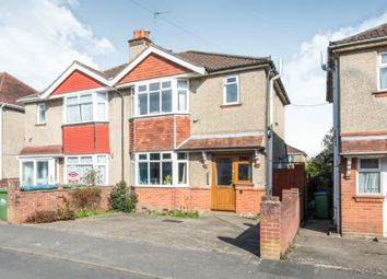 Thumbnail 3 bed semi-detached house for sale in Pansy Road, Bassett Green, Southampton