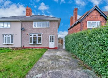 Thumbnail 3 bed semi-detached house for sale in Halford Crescent, Walsall