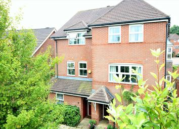Thumbnail 4 bed town house for sale in Canberra Way, Beggarwood, Basingstoke