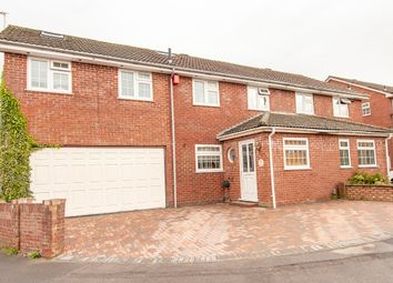 Loveridge Close, Basingstoke RG21. 4 bed semi-detached house for sale