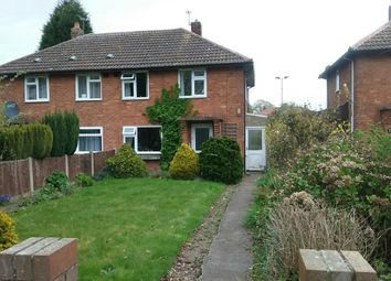 Thumbnail 2 bed semi-detached house for sale in Gibbons Road, Trench, Telford
