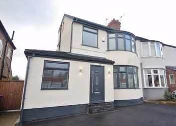 Thumbnail 4 bedroom semi-detached house for sale in Melbreck Road, Allerton, Liverpool