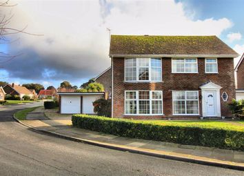Thumbnail 4 bed detached house for sale in Barcombe Avenue, Seaford, East Sussex