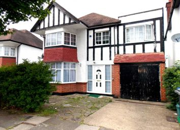 Thumbnail 5 bedroom detached house to rent in Corringham Road, Wembley Park, Wembley