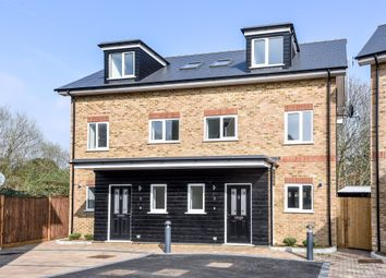 Thumbnail 3 bed semi-detached house for sale in Emerson Mews, New Malden