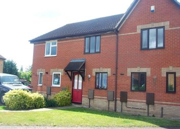 Thumbnail 2 bed semi-detached house to rent in Windrush Way, Long Lawford, Rugby