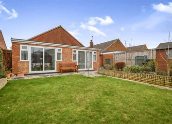 Thumbnail 4 bedroom detached bungalow for sale in Medina Way, Swindon