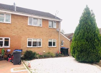 Thumbnail 4 bed end terrace house for sale in Oleander Crescent, Northampton