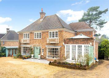 Broadwater Court, Broadwater Down, Tunbridge Wells, Kent TN2. 4 bed detached house for sale