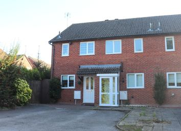 Thumbnail 2 bed terraced house to rent in The Furrows, Stoke Heath, Bromsgrove