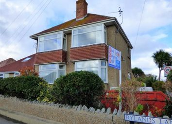 Thumbnail 3 bed detached house for sale in Rylands Lane, Wyke Regis, Weymouth