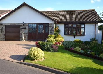 Thumbnail 3 bed detached bungalow for sale in Edgcumbe Road, St Dominick, Saltash, Cornwall