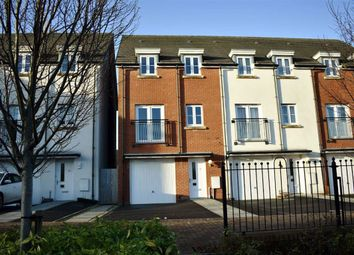 Thumbnail 3 bed end terrace house for sale in Pottery Street, Swansea