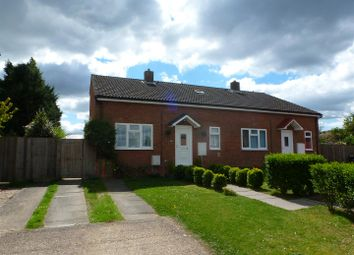 Thumbnail 2 bedroom semi-detached house for sale in Saffron Piece, Sutton, Ely