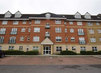 Thumbnail 2 bed flat for sale in Harrisons Wharf, Purfleet, Essex
