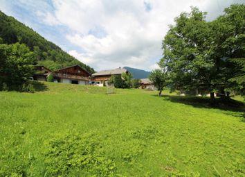 Thumbnail Land for sale in Le Jourdil, Saint Jean D'aulps, Haute-Savoie, Rhône-Alpes, France