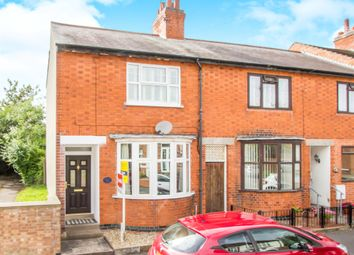 Thumbnail 3 bed end terrace house for sale in Regent Street, Oadby, Leicester