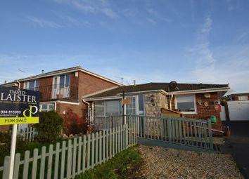 Thumbnail 3 bed bungalow for sale in Burrington Avenue, Bleadon Hill, Weston-Super-Mare