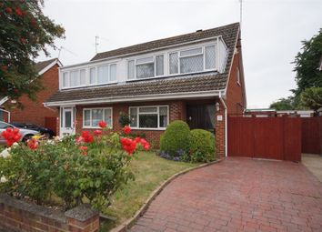 Thumbnail 3 bed semi-detached house for sale in Instow Road, Earley, Reading, Berkshire