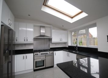 Thumbnail 4 bed semi-detached house to rent in Willson Road, Englefield Green, Egham