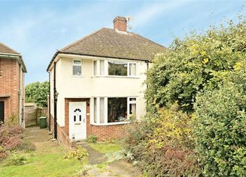 Thumbnail 3 bedroom semi-detached house for sale in Hawthorn Close, Botley, Oxford