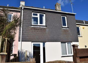 Thumbnail 3 bedroom end terrace house to rent in Helston Road, Penryn