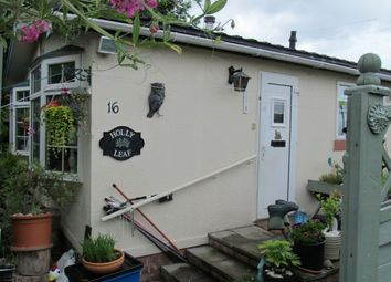 Thumbnail 2 bed mobile/park home for sale in Willow Park (Ref 5350), Mancot, Deeside, Flintshire, Wales