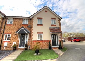 Thumbnail 3 bed semi-detached house for sale in Caburn Close, Eastbourne
