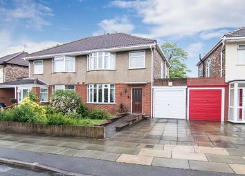 Thumbnail 3 bed semi-detached house for sale in Martlett Road, Liverpool