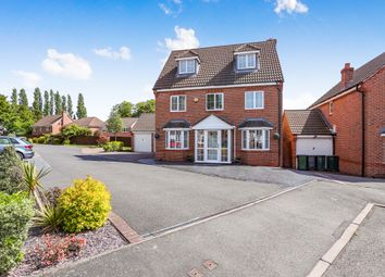Thumbnail 5 bedroom detached house for sale in David Harman Drive, West Bromwich