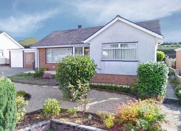 Thumbnail 3 bed detached bungalow for sale in Ashford Close North, Cwmbran, Monmouthshire