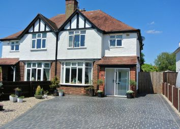 Thumbnail 4 bed semi-detached house for sale in Riversley Road, Longlevens, Gloucester