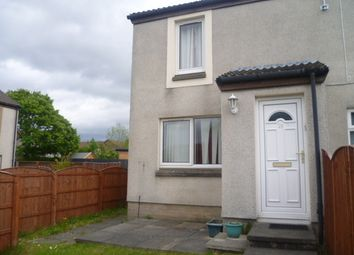 Thumbnail 2 bedroom end terrace house to rent in North Bughtlin Gate, Edinburgh EH12,
