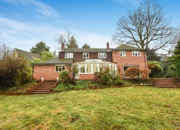 Thumbnail 4 bed detached house to rent in Dukes Wood Drive, Gerrards Cross