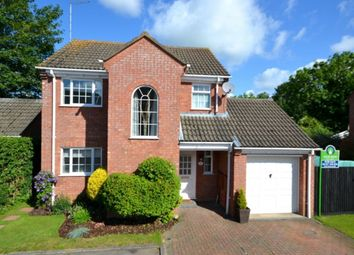 Thumbnail 3 bed detached house for sale in Hollyhill, Towcester