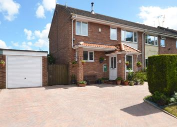 Thumbnail 3 bed semi-detached house for sale in Stalllington Close, Stallington