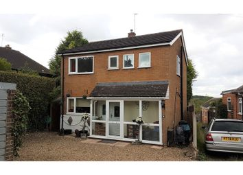 Thumbnail 3 bed detached house for sale in Evesham Road, Redditch