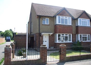 Thumbnail 5 bed semi-detached house for sale in Southdown Road, Hersham, Walton-On-Thames