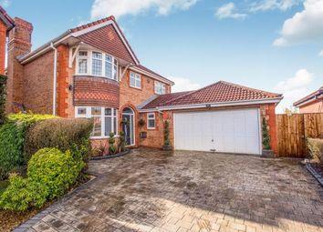 Thumbnail 4 bed detached house for sale in Allington Close, Walton-Le-Dale, Preston, Lancashire