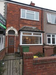 Thumbnail 3 bedroom terraced house to rent in Welholme Road, Grimsby